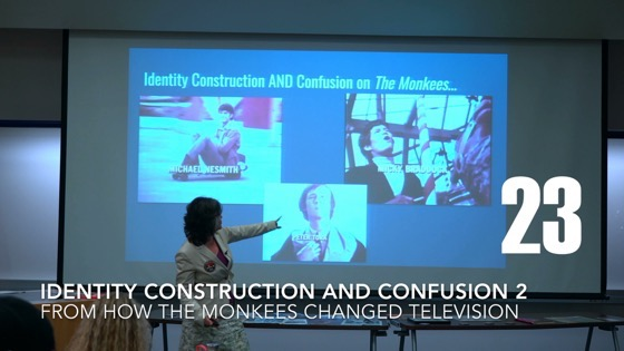 23 Identity Construction and Confusion 2 from How The Monkees Changed Television [Video] (0:48)