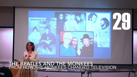 29 The Beatles and The Monkees from How the Monkees Changed Television