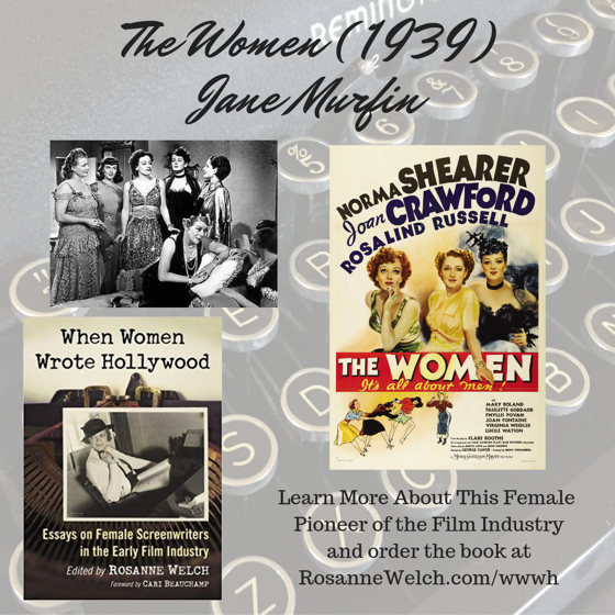 When Women Wrote Hollywood -