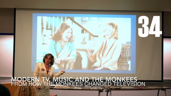 34 Modern TV, Music, and The Monkees in Popular Culture from How the Monkees Changed Television [Video] (1 minute, 6 seconds)