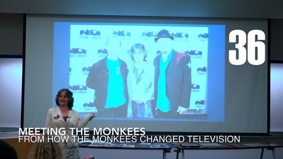 36 Meeting The Monkees from How the Monkees Changed Television [Video] (1 minute, 13 seconds)
