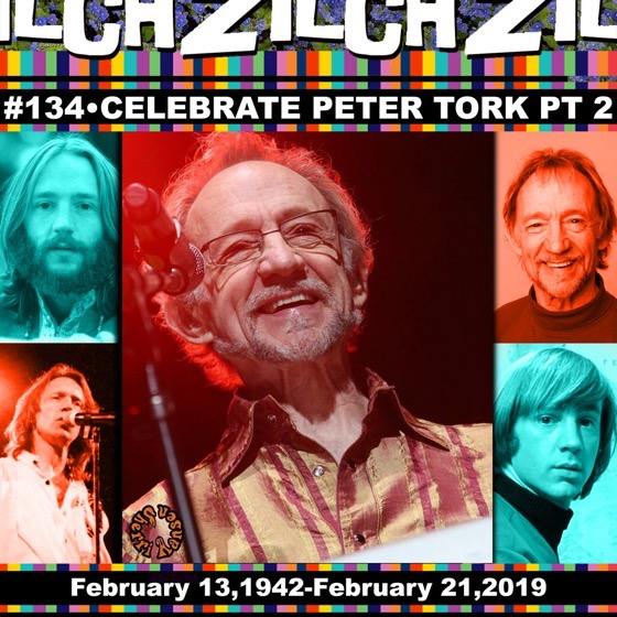 Rosanne remembers Peter Tork of The Monkees in Zilch Podcast #134: Celebrate Peter Tork Pt 2