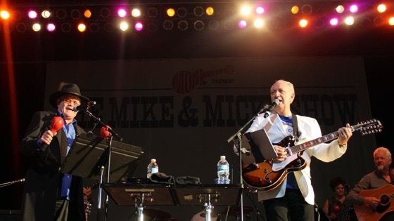 More On The Monkees: Mike Nesmith opens up on touring without Monkees bandmate Peter via the Courier Mail