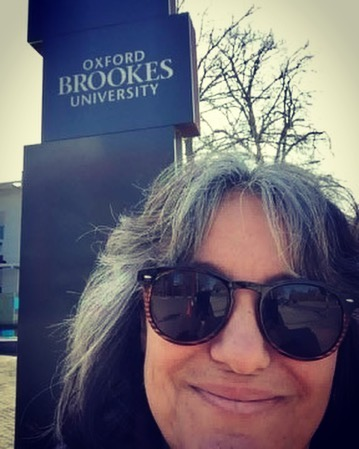 First day of lecture/research trip to Oxford-Brookes! (Oxford, UK)