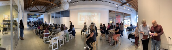 Rosanne Reads at Paperback LA 3 Launch Party [Photos]