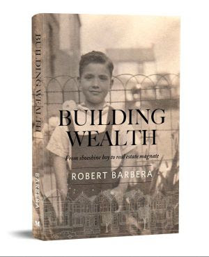 Building wealth cover