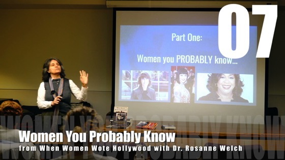 07 Women You May Know from