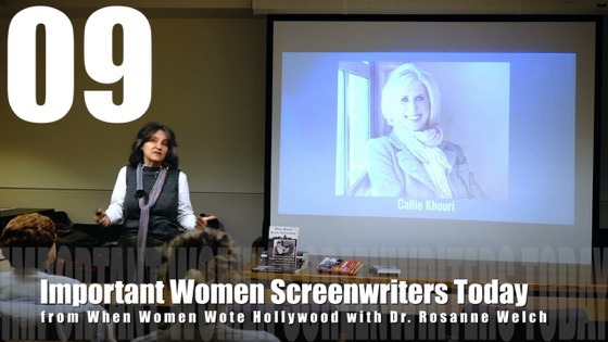 09 Important Women Screenwriters Today from