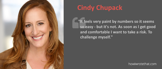 Producer/Screenwriter Cindy Chupack on the