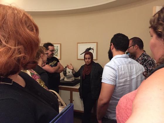 Alumni Screenwriter Sahar Jahani returns to share her screenwriting journey with Stephens College MFA in TV and Screenwriting Workshop
