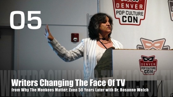 05 Writers Changing The Face of TV from