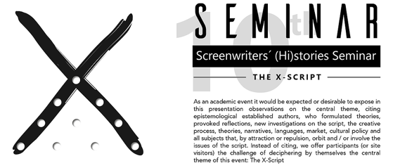 Rosanne Is Keynote Speaker at 10th Screenwriters´(hi)Stories Seminar in São Paulo, Brazil - October 15-17, 2019
