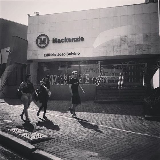 Mackenzie Institute In Sao Paolo via Instagram