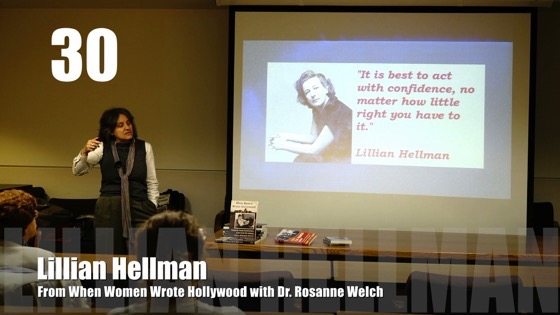 30 Lillian Hellman from