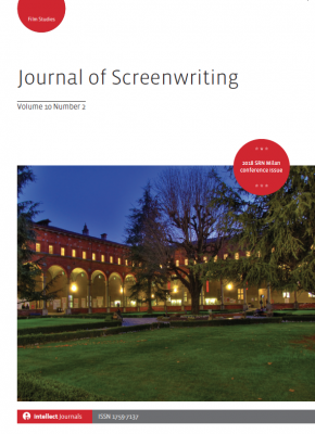 From The Journal Of Screenwriting V10 Issue 1: Creative resistance tactics in the work of English Canadian screenwriters by Kerry McArthur