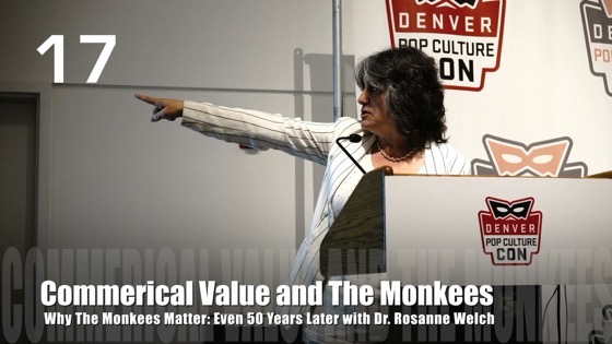 17 Commercial Value and The Monkees from
