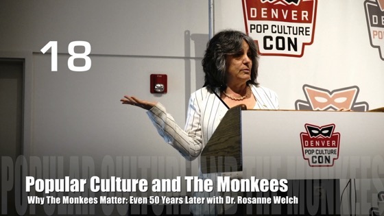 18 Popular Culture and The Monkees from