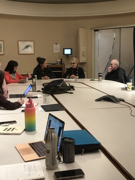 Producers Pitchfest - Stephens College MFA in TV and Screenwriting Winter Workshop