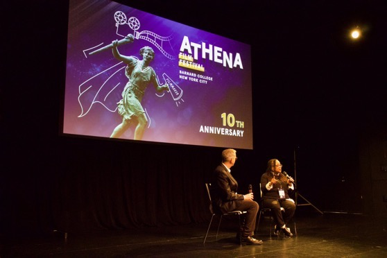 Valerie Woods, Stephens College MFA in TV and Screenwriting Mentor, Speaks at the Athena Film Festival