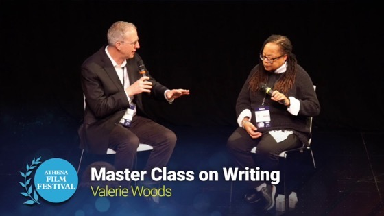 Master Class On Writing with Stephens College MFA in TV and Screenwriting Mentor, Valerie Woods