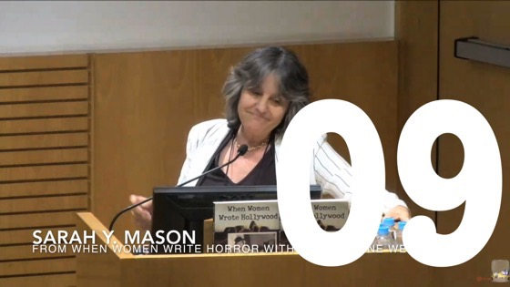 09 Susan Y. Mason from Why Researching Screenwriters (has Always) Mattered