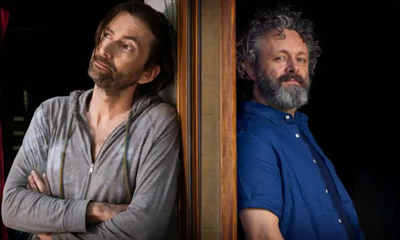 Staged review – Michael Sheen and David Tennant get meta via The Guardian