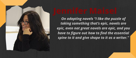 Screenwriter Jennifer Maisel from The March Sisters at Christmas, and Tempting Fate [Audio]