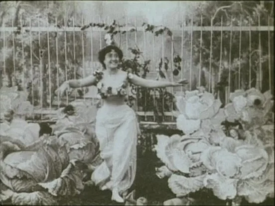 When Women Wrote Hollywood: The Movies - 6 in a series - La Fee aux Choux | The Cabbage Fairy , Wr: Alice Guy Blaché (1896)
