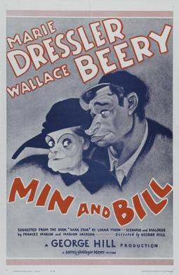 Min and bill 1930 poster