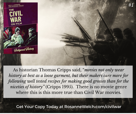 The Civil War On Film - 2  in a series -