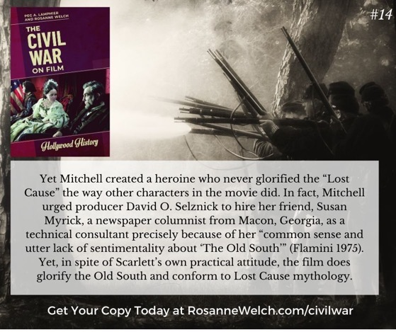 The Civil War On Film - 14  in a series -