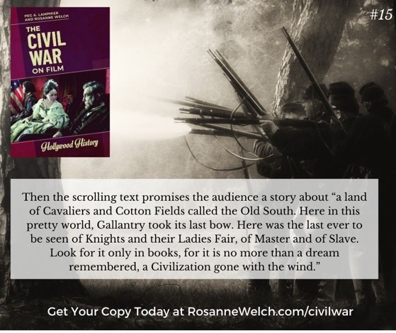 The Civil War On Film - 15  in a series -