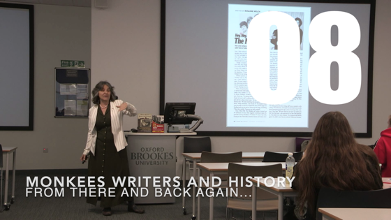 08 Monkees Writers and History from There And Back Again: Writing and Developing for American TV [Video] (1 minute)