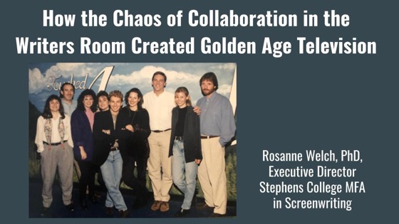 01  Introduction from How The Chaos Of Collaboration in the Writers Room Created Golden Age Television [Video]