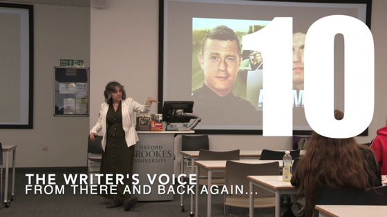 10 The Writer's Voice from There And Back Again: Writing and Developing for American TV