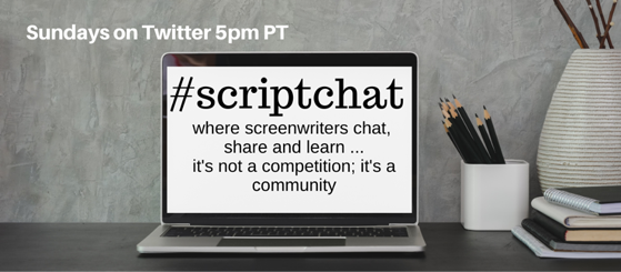 Event: ScriptChat with Dr. Rosanne Welch – Sunday, February 14, 2021 - 4PM PDT