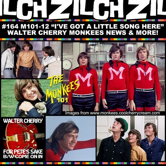 "Drs. Rosanne Welch and Dr. Sarah Clark discuss The Monkees ""I've Got a Little Song Here"" episode on the Zilch Podcast's Monkees 101 Series [Audio]"