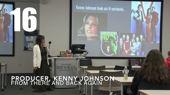 16 Producer, Kenny Johnson from There And Back Again: Writing and Developing for American TV [Video] (51 seconds)