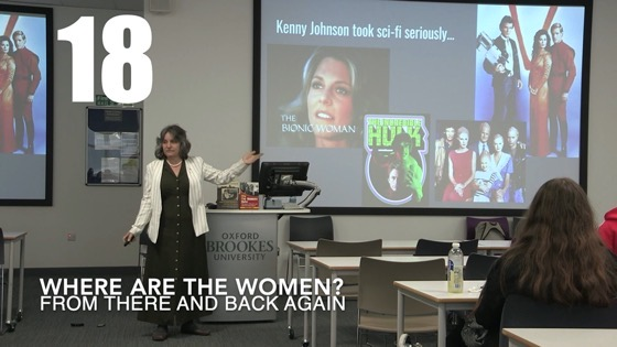 18 Where Are The Women? from There And Back Again: Writing and Developing for American TV [Video] (40 seconds)