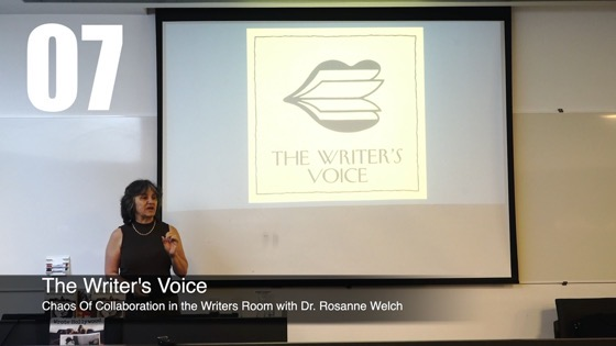 Srn port07 The Writer's Voice from How The Chaos Of Collaboration in the Writers Room Created Golden Age Television [Video]