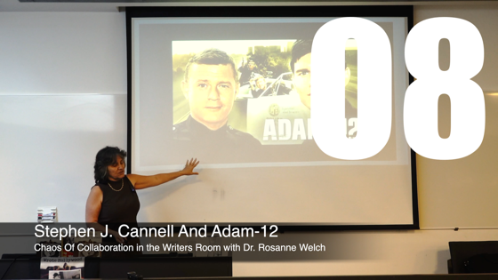 08 Stephen J. Cannell and Adam-12 from How The Chaos Of Collaboration in the Writers Room Created Golden Age Television [Video]