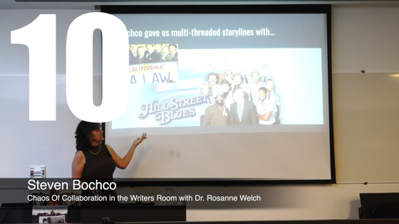 10 Steven Bocbco from How The Chaos Of Collaboration in the Writers Room Created Golden Age Television [Video]