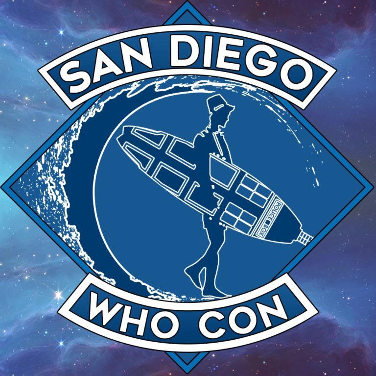 Save The Date — Rosanne Speaks at San Diego Who Con – October 8-10, 2021