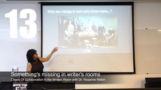 13 Something's missing in writer's rooms from How The Chaos Of Collaboration in the Writers Room Created Golden Age Television [Video]