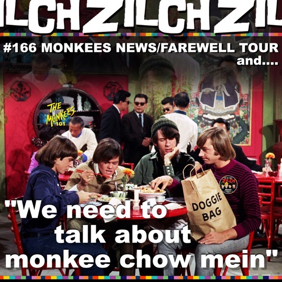 """Drs. Rosanne Welch and Sarah Clark discuss The Monkees """"Monkee Chow Mein"""