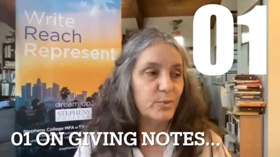 01 On Giving Notes from Worry and Wonder | The Courier Thirteen Podcast | Episode # 29 [Video]