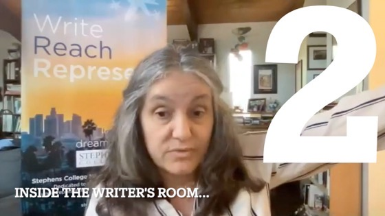 02 Inside The Writer's Room from Worry and Wonder | The Courier Thirteen Podcast | Episode # 29 [Video]