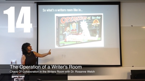 14 The Operation of a Writer's Room from How The Chaos Of Collaboration in the Writers Room Created Golden Age Television [Video]