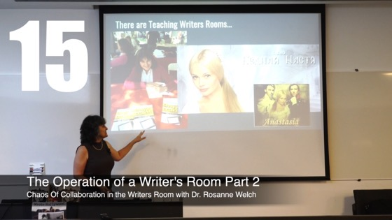 15 The Operation of a Writer's Room Part 2 from How The Chaos Of Collaboration in the Writers Room Created Golden Age Television [Video]