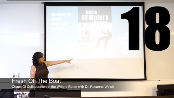 18 Fresh Off The Boat from How The Chaos Of Collaboration in the Writers Room Created Golden Age Television [Video]